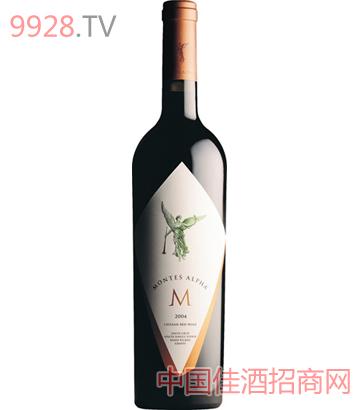 蒙特斯欧法M干红葡萄酒