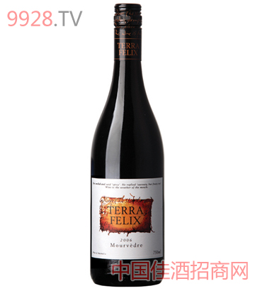 泰拉菲力克斯 幕尔伟德 干红葡萄酒