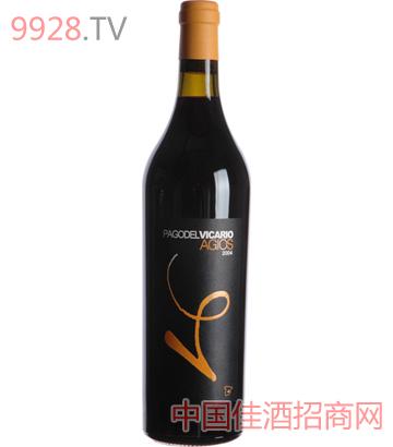 主教雅姬干红葡萄酒