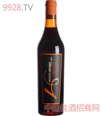 主教梅洛甜红葡萄酒