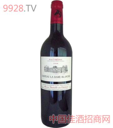 碧兰奇古堡干红葡萄酒