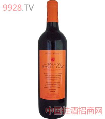 高悦德泰仕庄干红葡萄酒