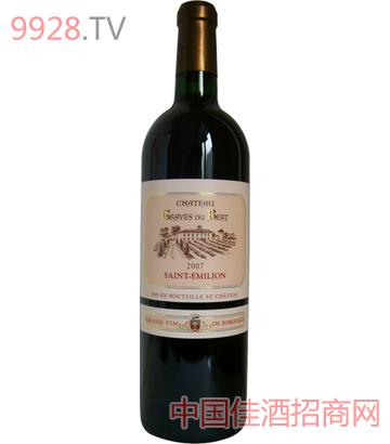 圣达美隆格芙砵古堡干红葡萄酒