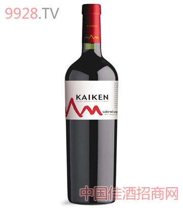 开肯珍藏赤霞珠干红葡萄酒