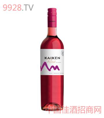 开肯桃红葡萄酒