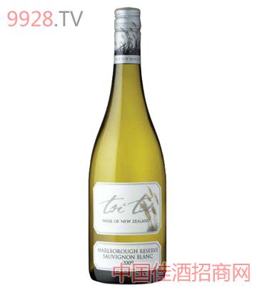 泰太珍藏长相思干白葡萄酒