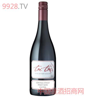泰太克鲁萨黑比诺干红葡萄酒