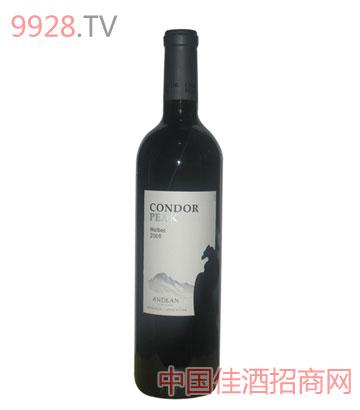 神鷹之峰馬爾貝克干紅葡萄酒