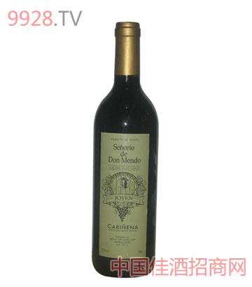 堂·门德庄园干红葡萄酒