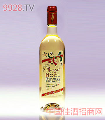 柔茜红节日酒