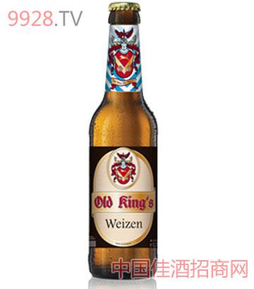 国王小麦啤酒(330ml)