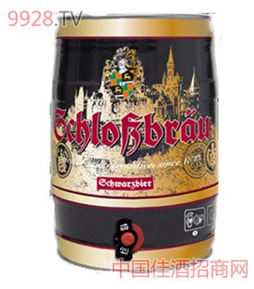 古堡-黑啤(5L)啤酒