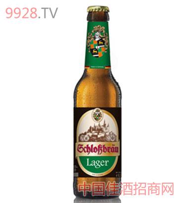古堡-拉格尔啤酒-(330ml)