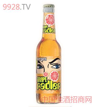 古堡-水果啤酒