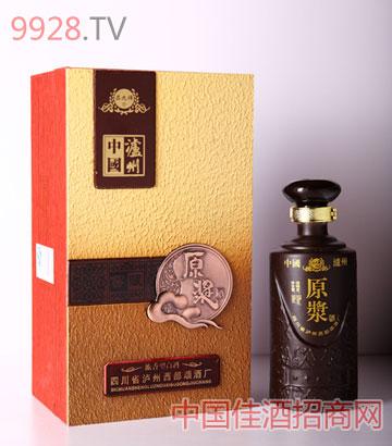 泸州原浆白酒