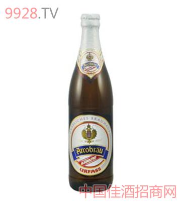 伯爵黄啤酒