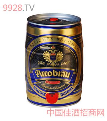 5.2%黑啤酒
