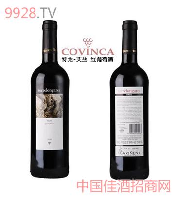 特龙&年8226;艾丝 红葡萄酒