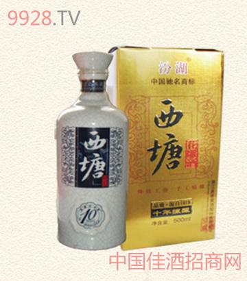 西塘花雕十年陈酿酒