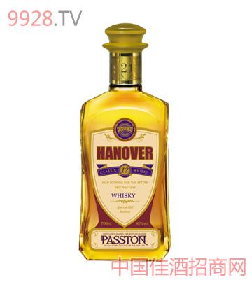 汉诺威威士忌酒