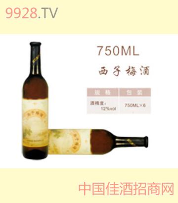 西子梅酒12度