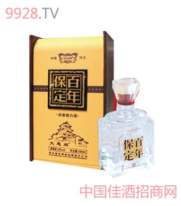 百年保定大慈阁新版酒
