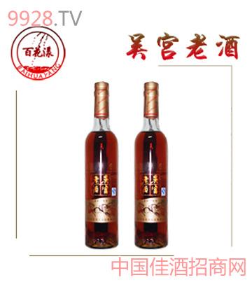 十年陈酿480ml清爽型吴宫老酒