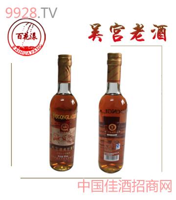 十年陈酿清爽型吴宫老酒
