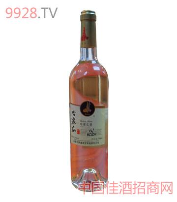 香雪丽人哈密瓜酒