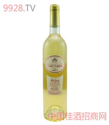 楼兰公主华诗南干白葡萄酒
