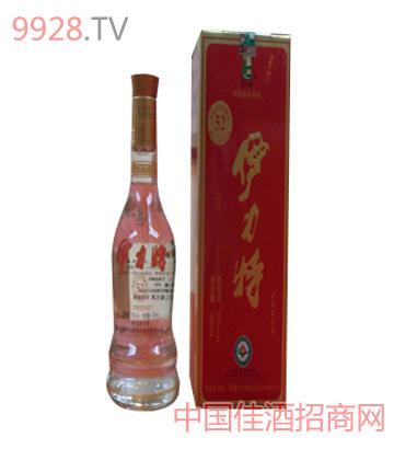 52度红盒伊力特酒