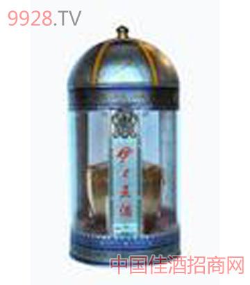 60度伊力王(八音盒)酒