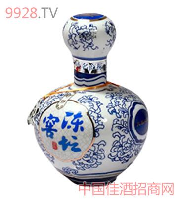 52度陈坛窖(青花瓷)酒