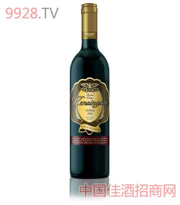 限量版2004西拉葡萄酒