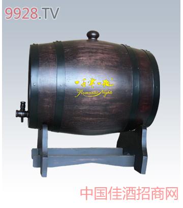 橡木桶5升葡萄酒