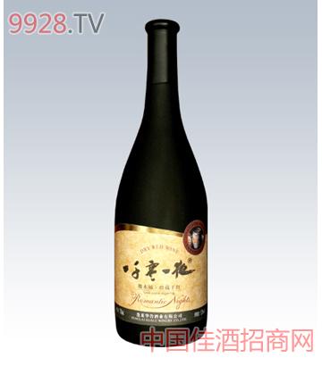 橡木桶·珍藏干红葡萄酒
