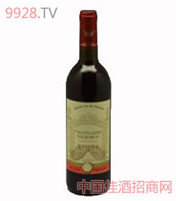 圣玛高城堡庄园干红葡萄酒