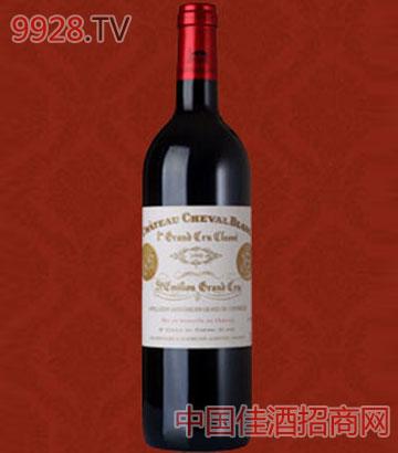 白马酒庄红葡萄酒