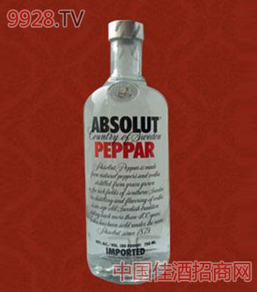 绝对伏特加(原味)酒