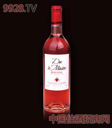 公爵·桃红葡萄酒
