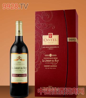 花园赤霞珠红葡萄酒