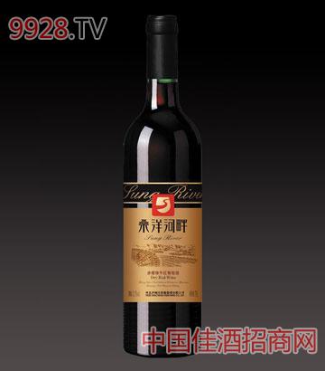 桑洋河畔赤霞珠干红葡萄酒
