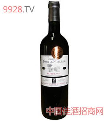 法国爱莲古堡干红葡萄酒全国招商中