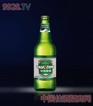 华雪超爽啤酒500ml