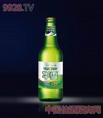 华雪超爽啤酒560ml