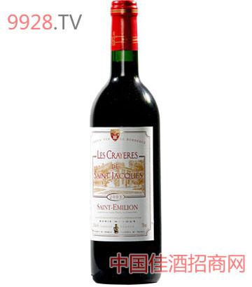 圣亞克莊園干紅葡萄酒