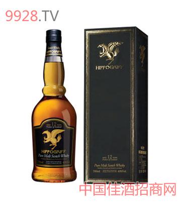鹰马兽苏格兰威士忌酒