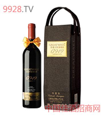 长城金装g919干红葡萄酒