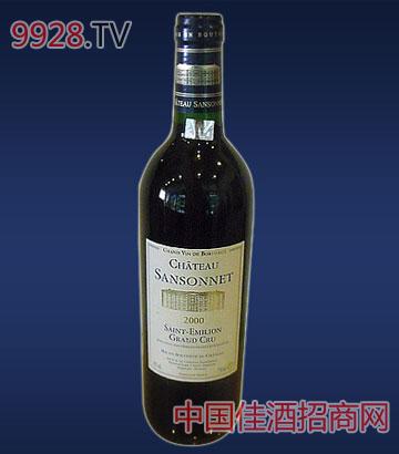 圣信力庄园红葡萄酒