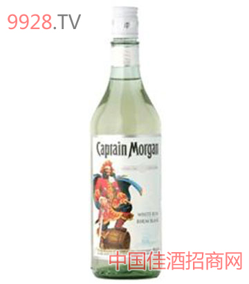 摩根船长(白)酒